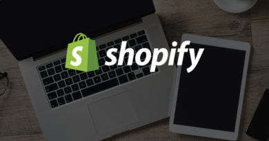 Start online eCommerce business with shopify, today!